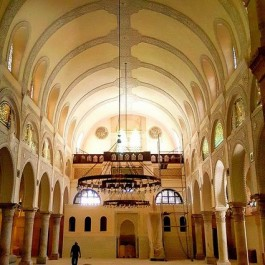 Témoin de l'Histoire d'Alger, la mosquée Ketchaoua retrouve sa splendeur