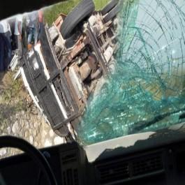 M'sila : Cinq morts dans une collision