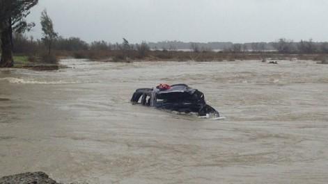 Tunisie: Le délégué et le chef de police de Matmata emportés par les eaux
