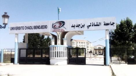El Tarf : Les nouveaux professeurs d'université en cycle de formation