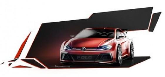 Sports Mécaniques : Une version rallye basée sur la nouvelle Polo GTI signée Volkswagen Motorsport