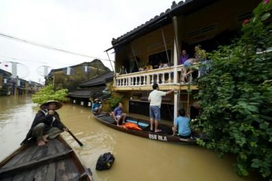 Le typhon Damrey fait 106 morts au Vietnam