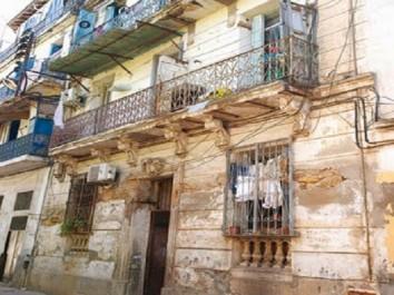 Constantine – Cité Benboulaïd: Des bâtiments menacés d'effondrement