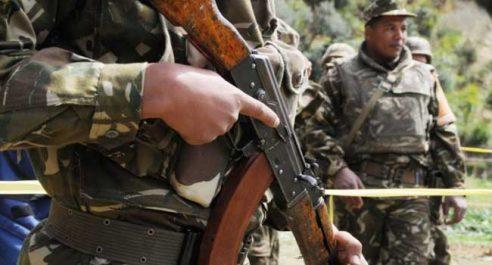 L'Algérie réitère sa détermination à poursuivre la lutte contre le terrorisme