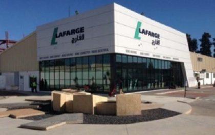 LafargeHolcim Algérie récompense ses meilleurs chauffeurs et transporteurs de l'année 2017 pour leur performance : «Santé & Sécurité»