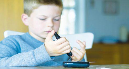 Education nationale : 10 000 enfants scolarisés atteints du diabète !