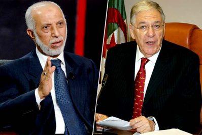 Ould Abbes:«Belkhadem est un ami»