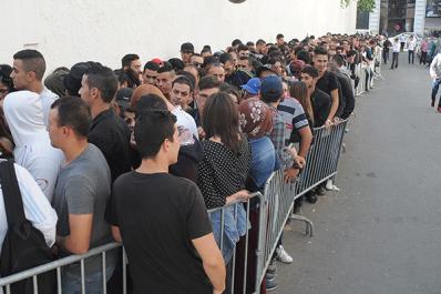 26 000 étudiants algériens admis en France