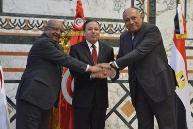 L'Algérie, l'Égypte et la Tunisie rejettent la démarche de Haftar