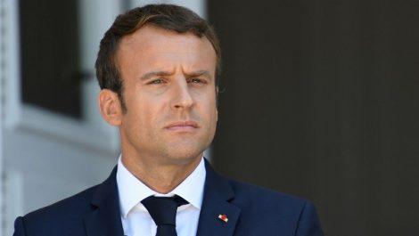 Macron entre les déclarations et les actes