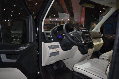 Autowest 2017 : Global Motors Industries présente le Hyundai H350 Limousine