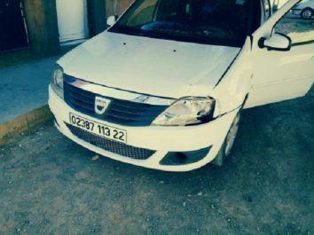 Deux voitures Dacia Logan volées à Boukhanefi et Lamtar