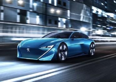 """Groupe PSA : Peugeot Instinct, concept car le plus innovant de l'année pour """"Auto Moto"""""""