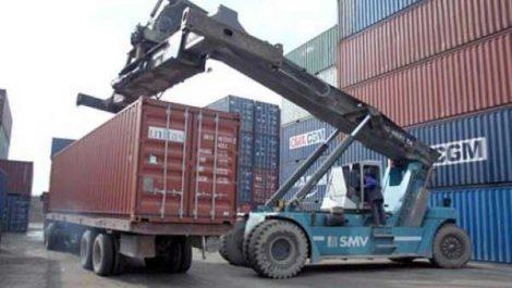 Oran: refoulement d'une cargaison de plus de 72 tonnes de chocolat au port sec d'Es-Sénia