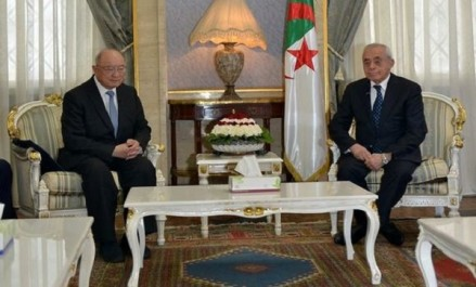 """Bouhadja réaffirme la """"volonté"""" de l'Algérie de promouvoir le partenariat avec la Chine"""