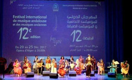 L'Arménie et l'Espagne animent la scène du12e FestivAlgérie