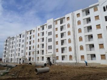 Sidi Bel-Abbès : Protesta d'acquéreurs de logements LSP devant la wilaya
