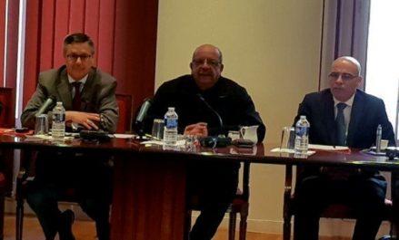 Messahel à Paris: réunion de coordination avec l'ambassadeur et les chefs de poste consulaire