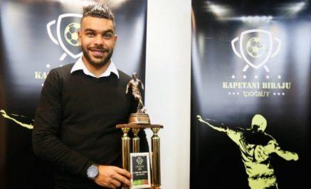 Championnat de Croatie : Soudani élu par les capitaines d'équipe meilleur joueur de la saison