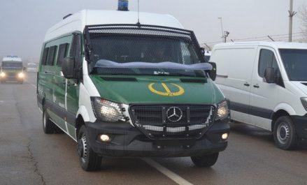 Livraison de 638 véhicules produits par SAFAV Mercedes Benz de Tiaret