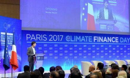 Un sommet à Paris pour accélérer les financements climat