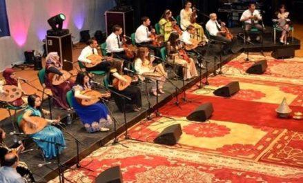 Festival du malouf: Nedjm Kortoba et l'orchestre algéro-tunisien captivent le public