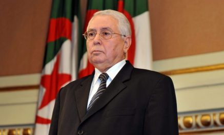 Bensalah à Rabat pour prendre part à la session extraordinaire de l'Union interparlementaire arabe sur El-Qods