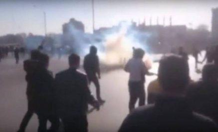 """""""Pas Gaza, pas le Liban, ma vie en Iran"""" : manifestations dans plusieurs villes iraniennes contre le chômage et l'inflation"""