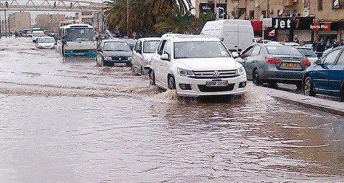 L'éternel casse-tête de l'évacuation des eaux pluviales: Quelques gouttes de pluies et des «torrents» de problèmes
