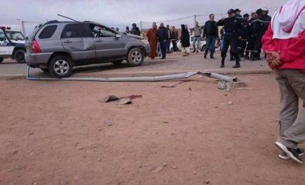 Illizi : Un mort et quatre blessés dans un accident de la route