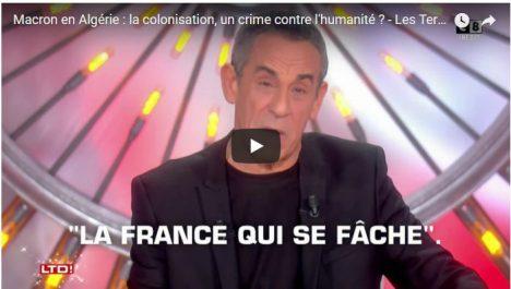 VIDÉO. Salut les terriens : Un avocat franco-israélien s'attaque violemment à l'Algérie