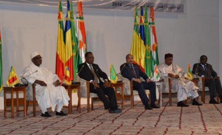 Près de 65% du financement de la force du G5 Sahel déjà acquis