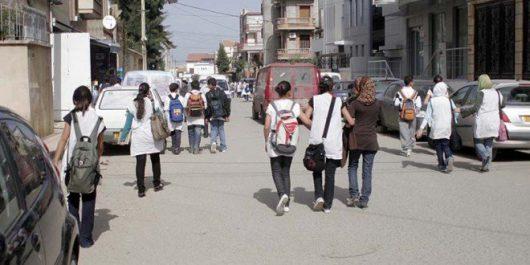 Lycéens de tizi :  Pas de composition du premier trimestre