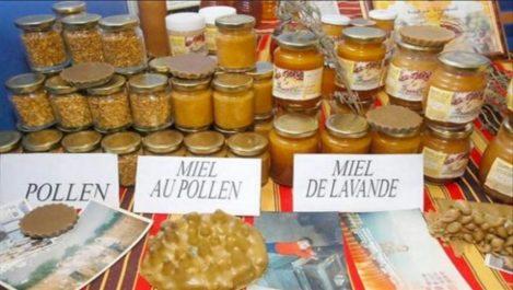 Foire nationale du miel à djisr Kassentina : Une activité en pleine expansion