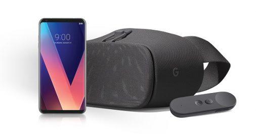 Réalisez l'impossible en réalité virtuelle avec le LG V30
