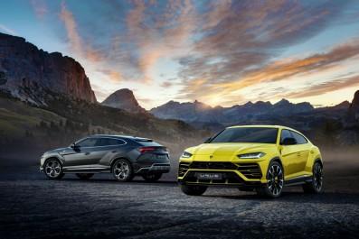 Lamborghini : Urus, l'Huracan des SUV ?