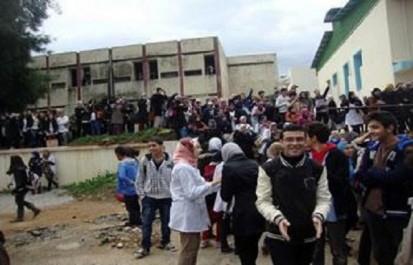 Tizi ouzou : Des enseignants toujours en grève