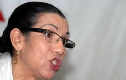 En marge de la réunion du bureau politique de son parti : Hanoune courroucée par Dame justice