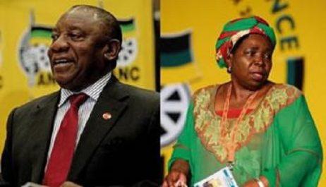 AFRIQUE DU SUD : L'ANC divisé choisit son nouveau chef