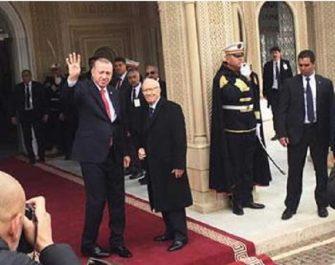 Après la «PROVOCATION» Émiratie, les tunisiens indignés par la «RABIA» D'erdogan : Le signe égyptien d'un président turc