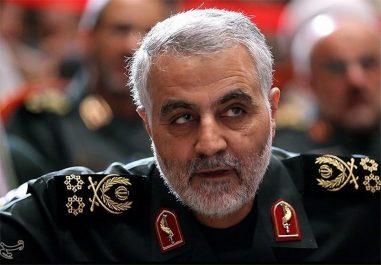 La CIA fait appel au général Soleimani, Iran