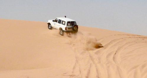 3e édition du Rallye «Challenge Sahari international» : Une opportunité pour promouvoir le tourisme Saharien au Sud-ouest