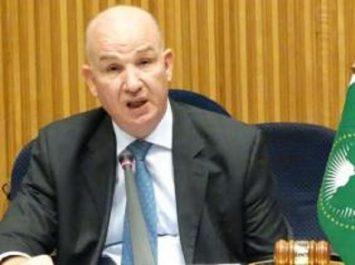 Le Commissaire de l'UA pour la paix et la sécurité, l'Algérien Smail Chergui : les frontières ne doivent plus constituer des zones de conflits et d'obstacles