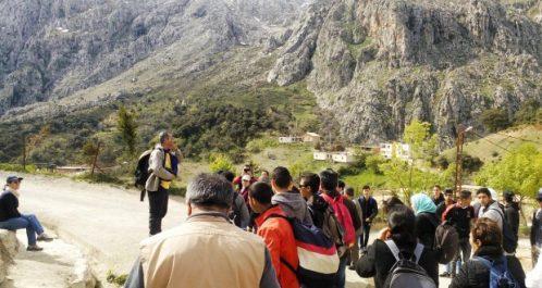 Randonnées pédestres : Cérémonie de remise de diplômes pour 50 guides accompagnateurs à Tizi Ouzou
