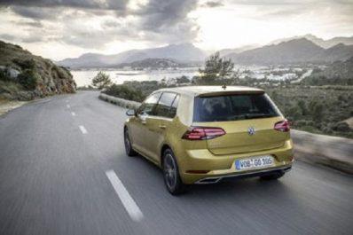 Volkswagen Group : Succès pour la Volkswagen Golf