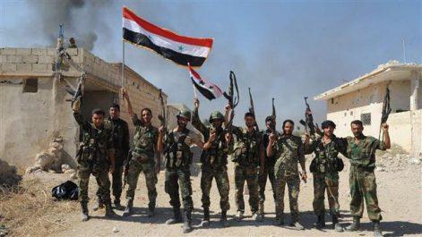 Syrie : 66 morts dans des combats près de la province d'idleb