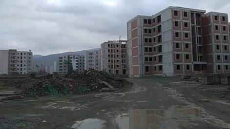 38.450 logements concernés Des chantiers AADL à la traîne