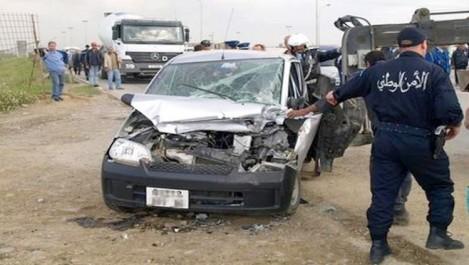 Mila: un mort et un blessé dans une collision entre un véhicule et un train près de Teleghma