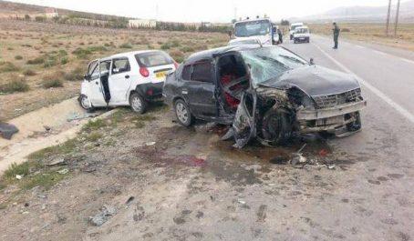 Accidents de la circulation : 11 morts et 229 autres blessés en une semaine
