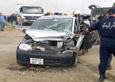 AÏN-SEFRA : Un mort et deux blessés dans un accident de la route